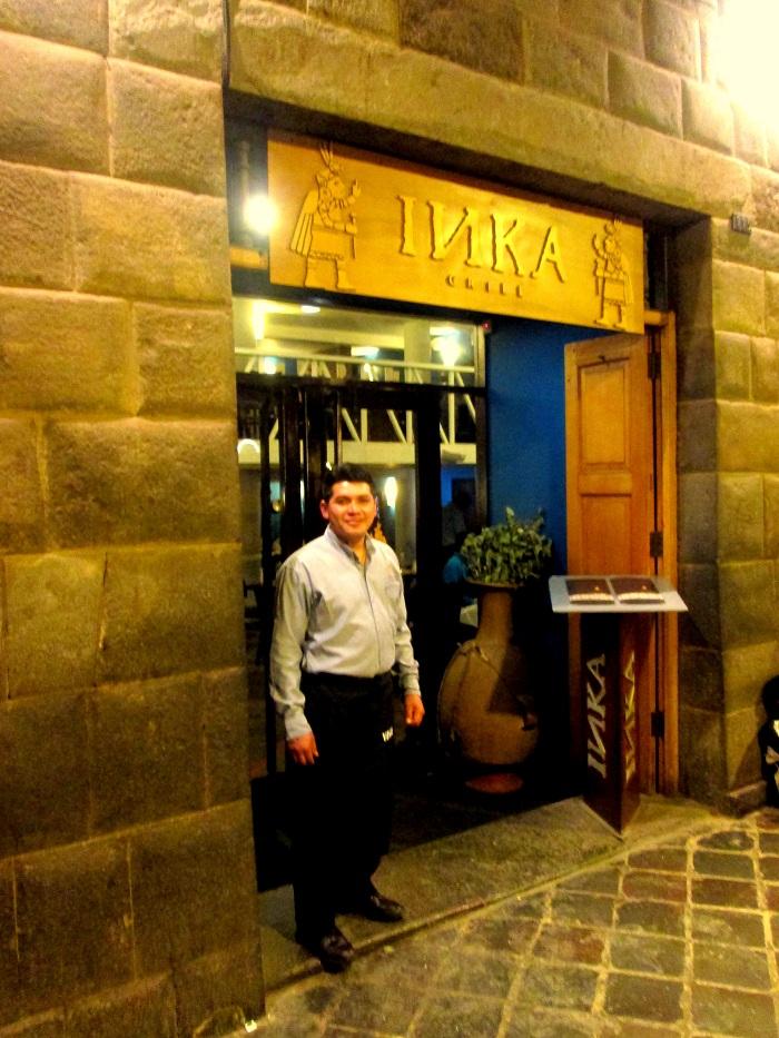 Inka Grill Restaurant Amazing Peru