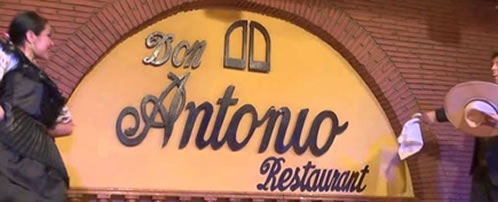 Don Antonio Restaurant - Cusco - Amazing Peru