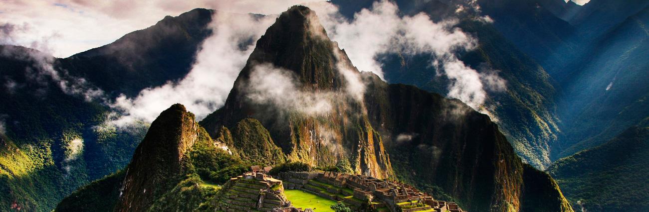 Banner Amazing Peru