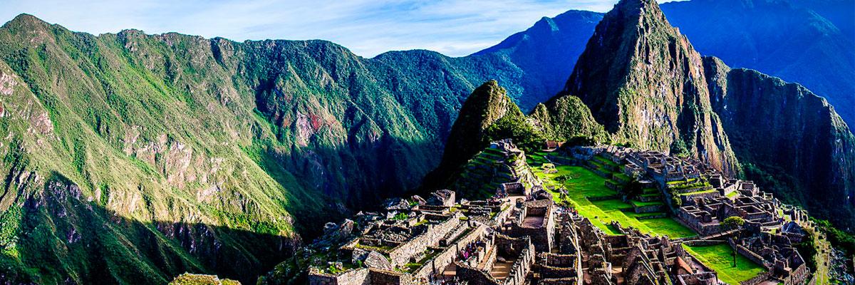 Flights to Machu Picchu