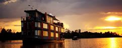 Amazon Cruises in Peru