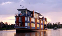 Sea & River Cruises in South America