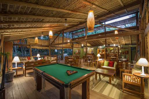 Anavilhanas Jungle Lodge Hotel