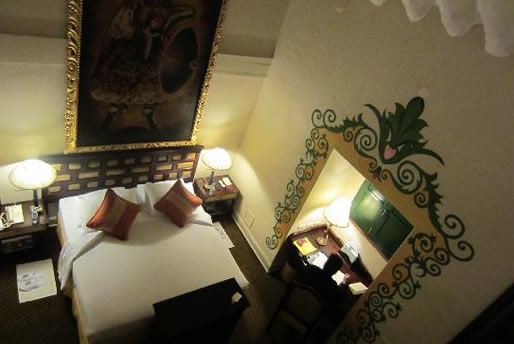 Monasterio/Palacio Nazarenas - Junior Suite