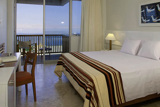 Paracas Hotel - Bay view suite