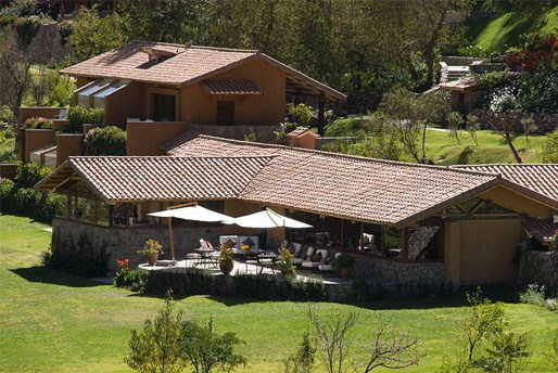 Rio Sagrado Lodge