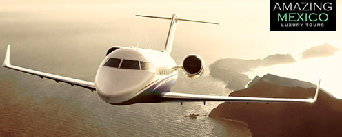 Private Jets Travel Mexico