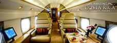 Private Jet Costa Rica Charters