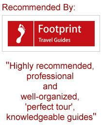 recommended footprint