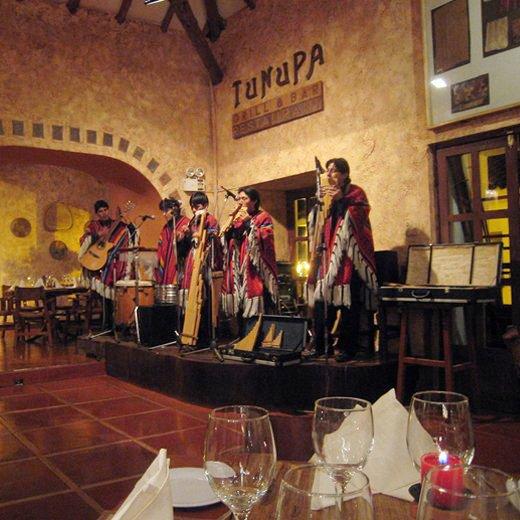 Tunupa Restaurant Cusco Amazing Peru
