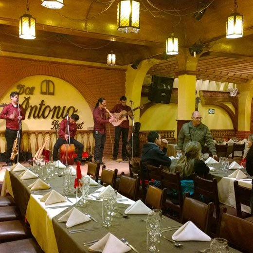DON ANTONIO RESTAURANT - Cusco