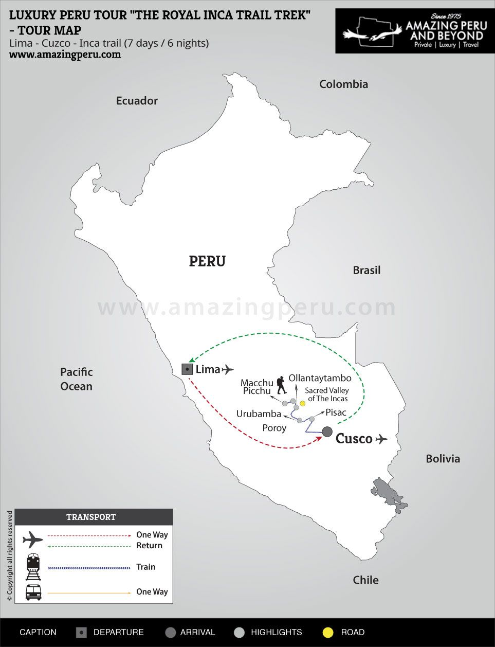 Luxury Peru Tour