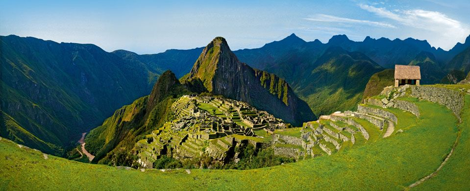 2014 Affordable Tours by Amazing Peru Standard Machu Picchu