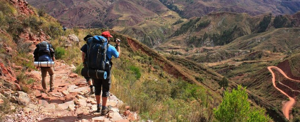 2018 Authentic Peru & Bolivia Tour with Lares Lodge to Lodge trek