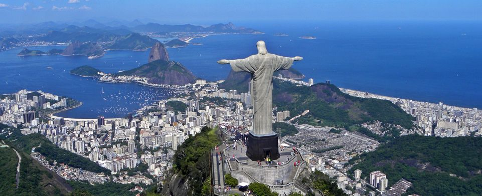 2014 Brazil & Peru Adventure Highlights Tour