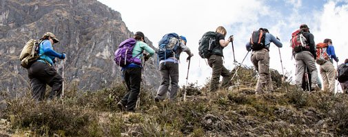 Trekking tours around Cuzco