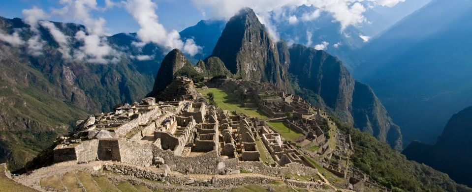 2014 Escorted Christmas Inca Trail to Machu Picchu Tour