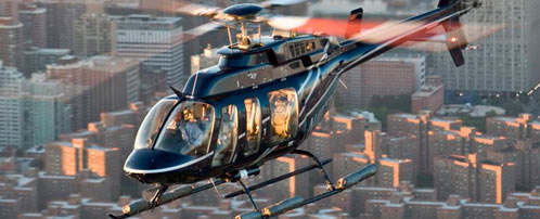 Helicopter Charters - Flying Experiences