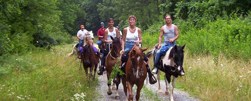 Horse riding tour to Machu Picchu 2014