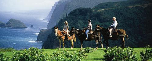 Horse riding tour to the ruins above Cuzco - Private or group