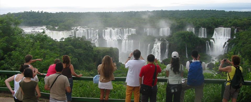 Machu Picchu and Iguazu Falls Tour