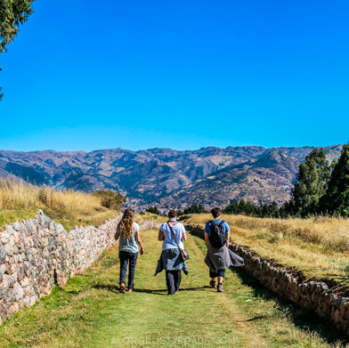 Christmas Lares Trek Vacation 2019