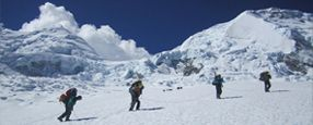 Escorted Fixed departure Tours <br />Climbing Huascaran