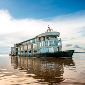 2019 Peru Amazon Cruise and Luxury Train Tour