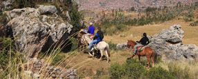 Riding Tour in the Sacred Valley