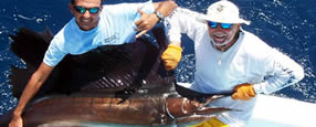 Sport Fishing Central America