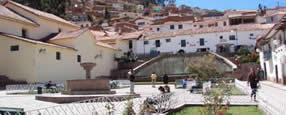 Walking Cuzco city tour - Private or group
