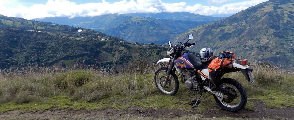Motor Cycling Tour Around Peru 15 days