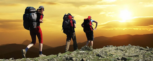 Mountaineering and Trekking
