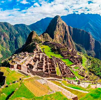 Cusco & Machu Picchu Vacation from US$ 1635 incl. international flights