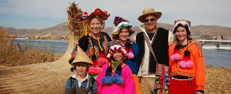 Peru Family Adventure Tour Family Tour To Peru Colca