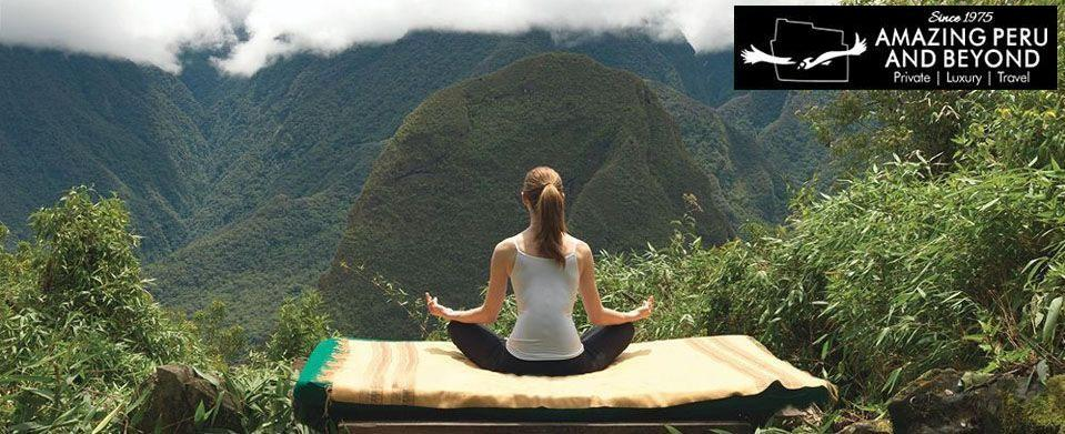 Peru Luxury Yoga Tour