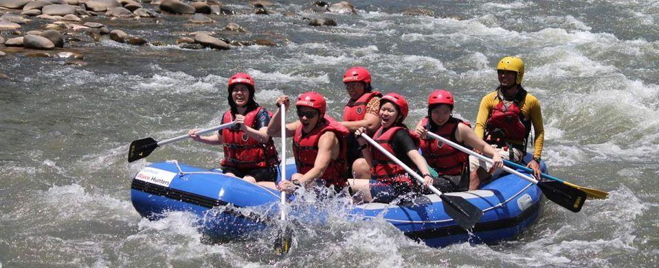 RAFTING THE APURIMAC RIVER - Amazing Peru