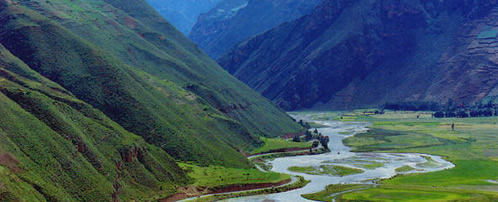 Rafting the UrubambaRiver - Private or group