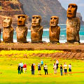 Chile and Easter Island Experience