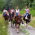 Horse riding tour to Machu Picchu 2013