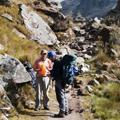 Escorted Fixed departure Tours <br> Santa Cruz Trek
