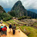 2018 World wonder tour to Machu Picchu