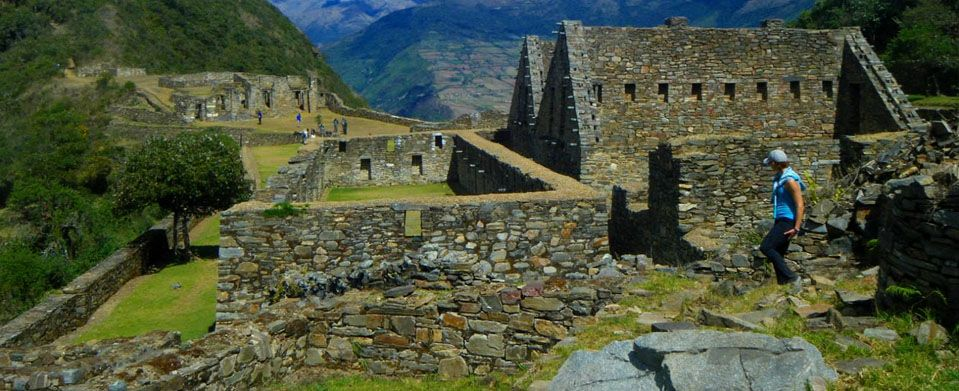 The Two Machu Picchus Tour