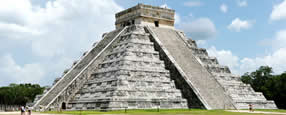 Mexico - The world of the Aztecs and Maya