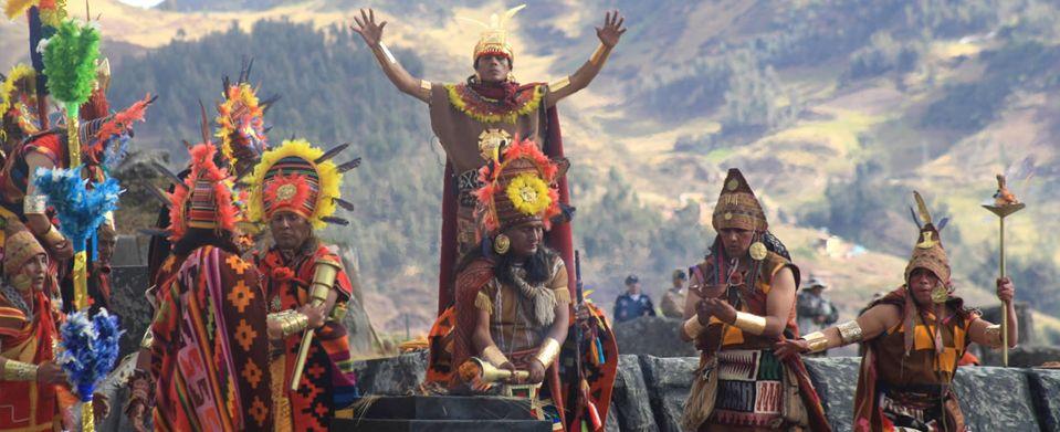 Winter Solstice & Inti Raymi Festival Tour 2018