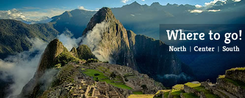 Where to go in peru